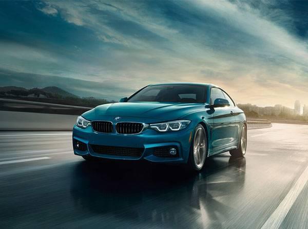 New 2017 BMW 430i Gran Coupe RWD