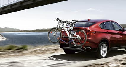 20% OFF BMW TRAILER HITCHES, LUGGAGE AND BIKE RACKS