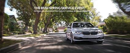 Spring Service Event $99 Checkup