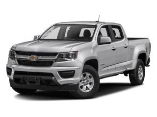 2017 Chevy Colorado Crew Cab 4x4 LT