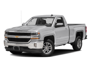 2017 Chevrolet Silverado Double Cab 4WD All-Star