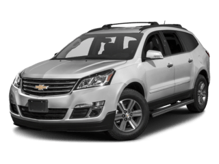 2017 Chevy Traverse LT