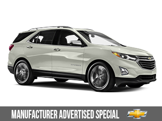 2018 Chevy Equinox FWD LT