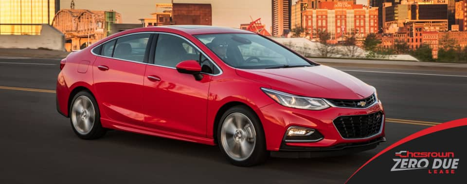 New 2017 Chevrolet Cruze LS