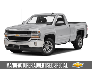 2017 Silverado Crew 4WD 1LT V8 All Star