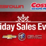 Costco Holiday Sales Event