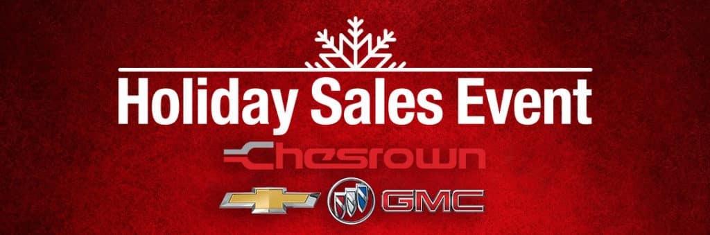Costco Auto Program >> Costco Auto Program Holiday Sales Event Chesrown Chevrolet