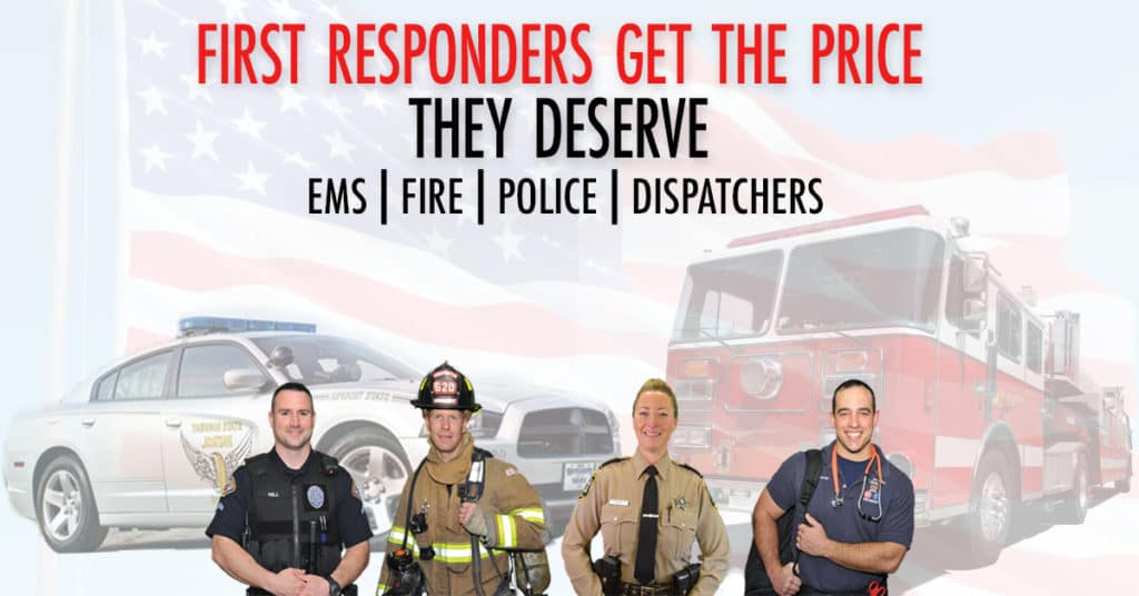 GM First Responder Program