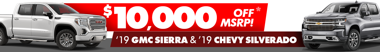 10k off SIlv Sierra