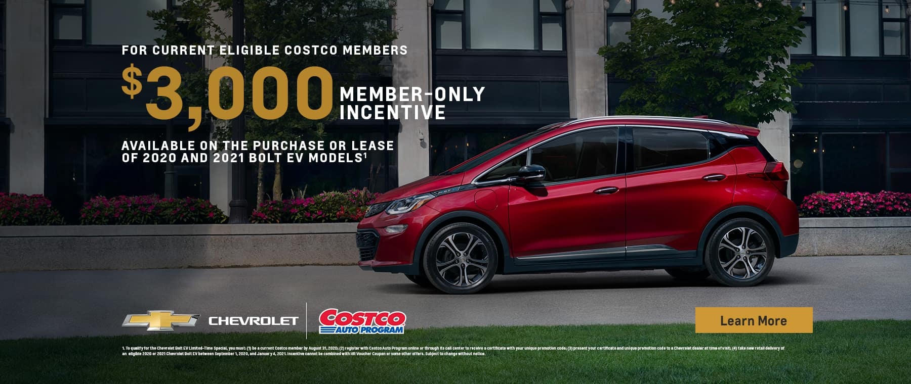 $3000 Member Only Incentive