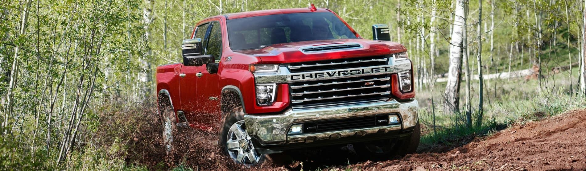 2021 Chevrolet Silverado HD Spotlight | Delaware, OH