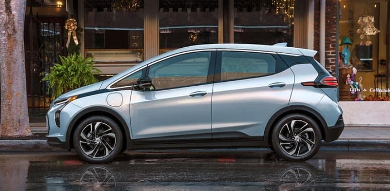 2021 Chevrolet Bolt   Delaware, OH