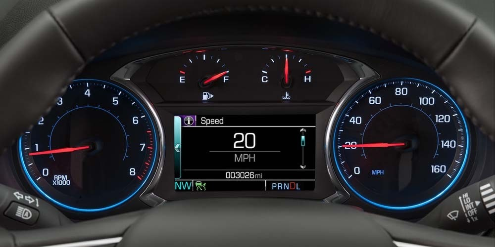 2018 Chevrolet Malibu features