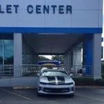 Chevrolet Center Exterior
