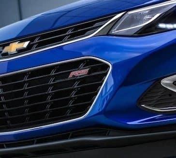 Chevrolet Cruze Exterior