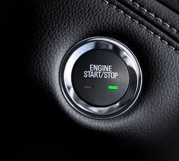 Chevrolet Cruze Push Start