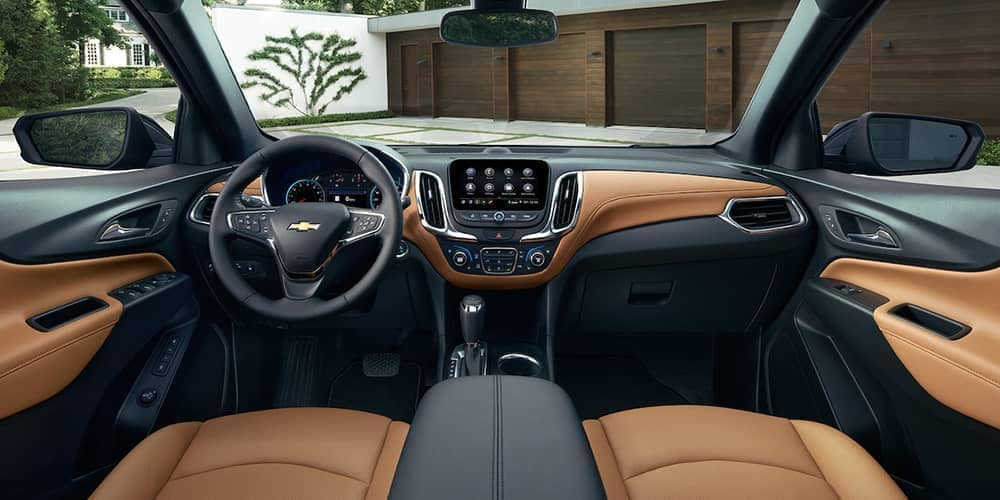 2019 Chevrolet Equinox Interior Gallery 5