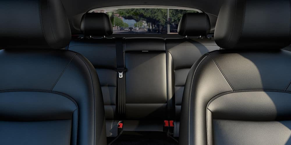 2019 Chevrolet Cruze Interior Black Leather Seats