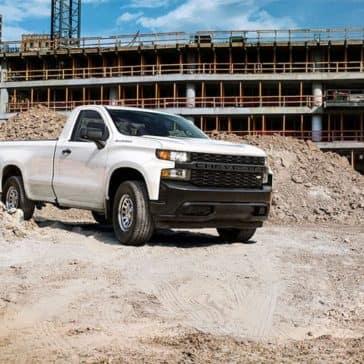 2019-Chevrolet-Silverado-Exterior