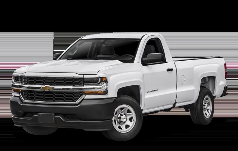 2018-Chevy-Silverado-1500-On-White