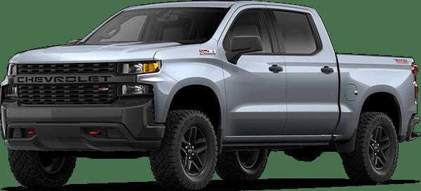 2019 Chevrolet Silverado Custom Trail Boss