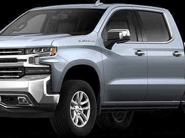 2019 Chevrolet Silverado LTZ