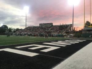 Friday Night Blitz Football Stadium