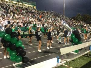 Friday Night Blitz Cheerleaders