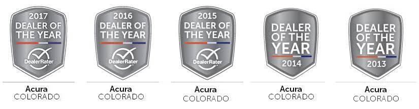 Dealer of the Year Awards