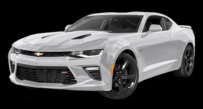 2017 Chevrolet Camaro SS White
