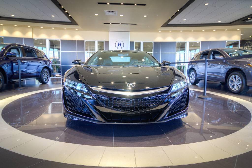 Tour The Dealership Courtesy Acura Littleton - Littleton car show
