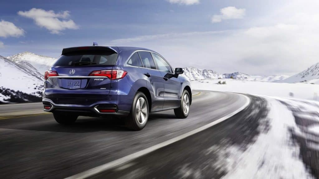 Test Drive The Acura RDX Interior Near Denver, CO!