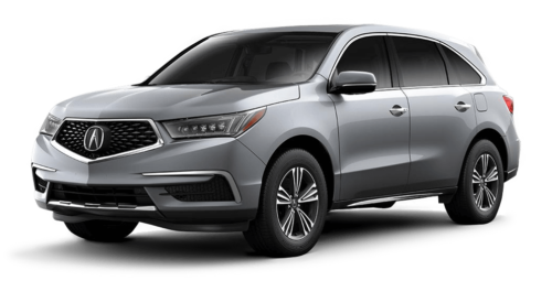 2018 Acura MDX Lease