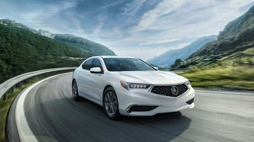 Combine Your Next Luxury Vehicle With Acura Lease Deals - Acura tl lease offers