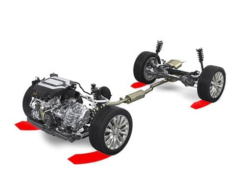 Acura Precision All-Wheel Steer™ System