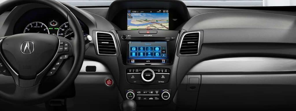 Acura Digital Traffic