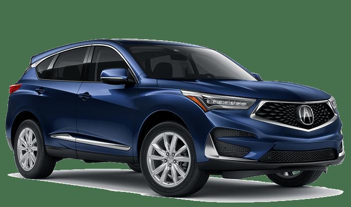 2019 Acura RDX Blue