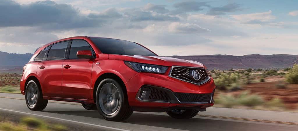 2019 Acura MDX reviews