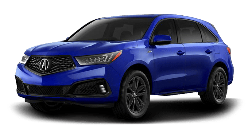 2019 Acura Mdx Vs 2019 Acura Rdx Courtesy Acura