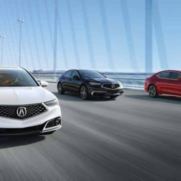 2019-Acura-TLX-on-road
