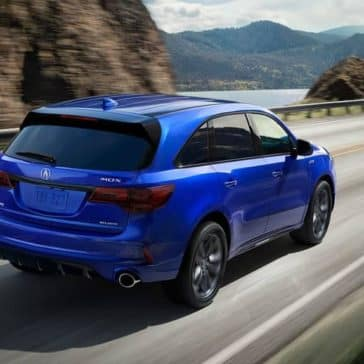 Acura-MDX-2019-aspec-blue-pear-country-road