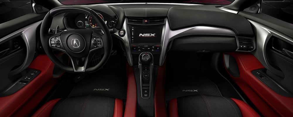 2019 Acura Nsx Interior Courtesy Acura