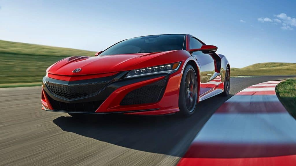 2019 Acura NSX Racing L