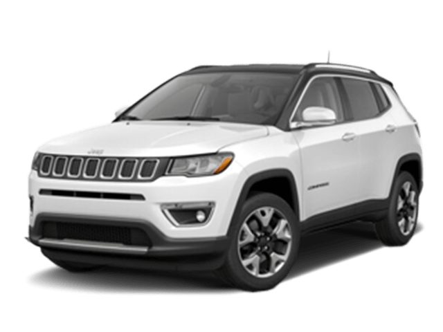2017 Jeep Compass Latitude 4x2