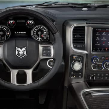 2018 Ram 1500 interior features