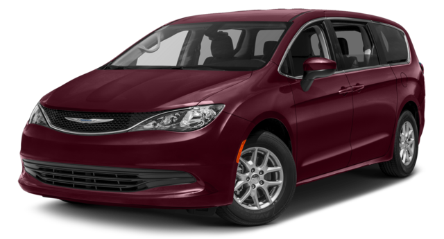 2017 Chrysler Pacifica comparison