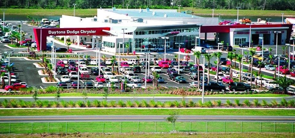 Daytona CDJRF Dealership Exterior Image