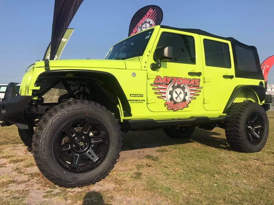 Are OEM Jeep Parts Better? Daytona Garage Jeep Wrangler