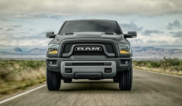 RAM Vehicles