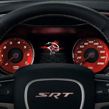 2018 Dodge Charger front interior